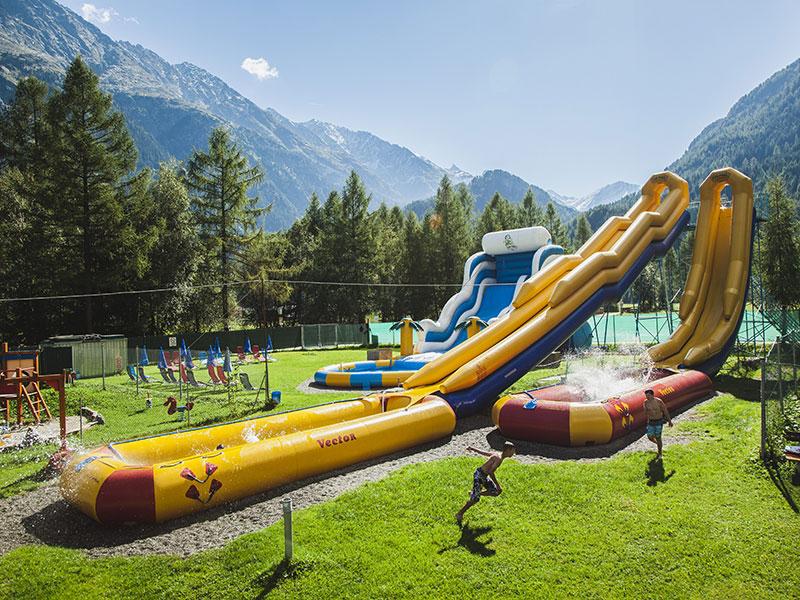 [Translate to en:] Funpark Ötztal